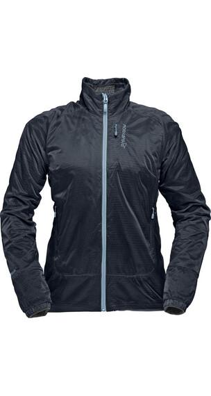 Norrøna W's Bitihorn alpha60 Jacket Cool Black